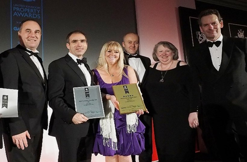 arboretum wins big at UK property award