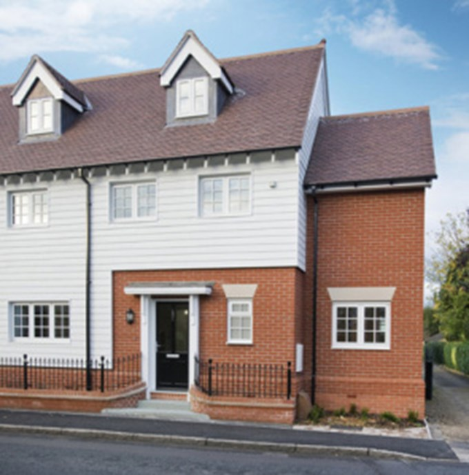 The Benefits Of Buying A New Build House New Homes New