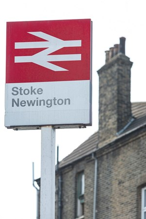 Stoke newington station