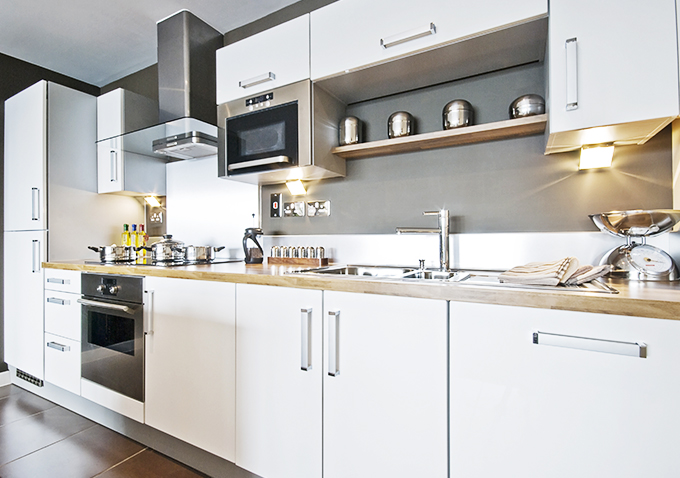 Kitchen Styles 2015 popular kitchen styles of 2015 | new homes, new flats, new