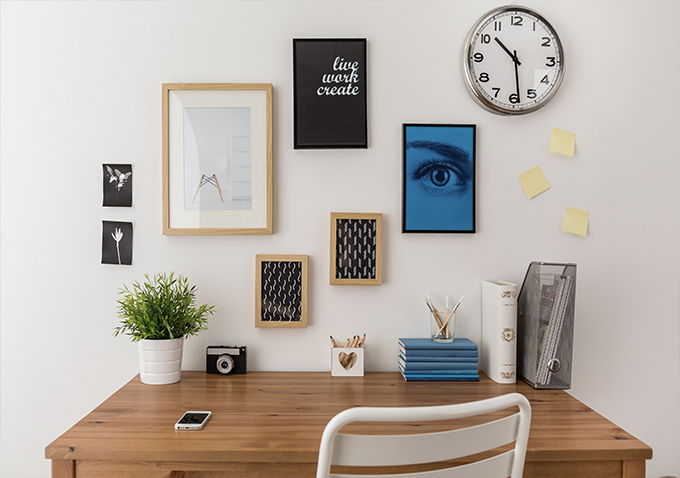 Phenomenal 7 Unique Home Office Solution Ideas New Homes New Flats New Largest Home Design Picture Inspirations Pitcheantrous