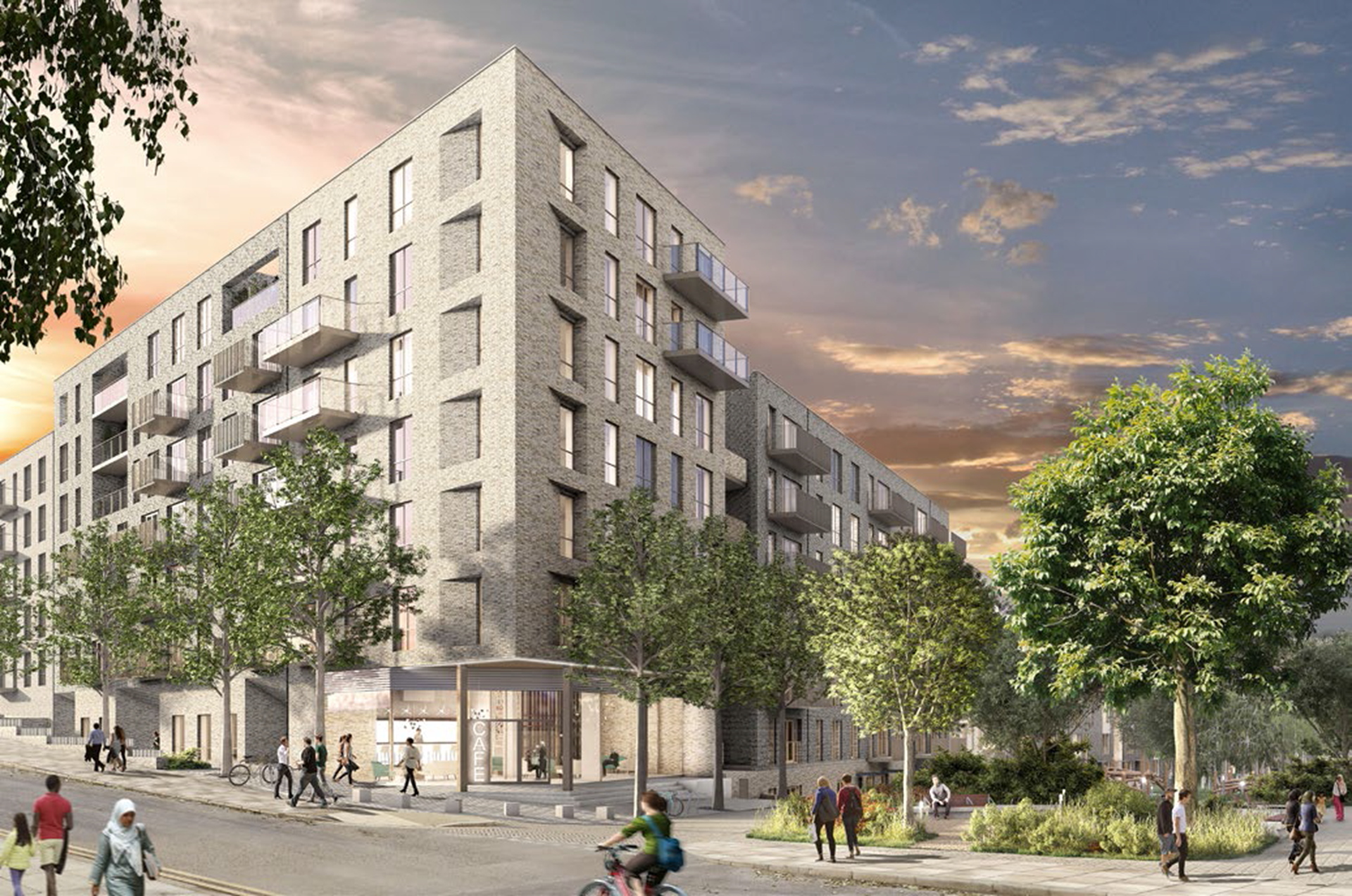 New Stratford Works | New Homes, New Flats, New Apartments ...