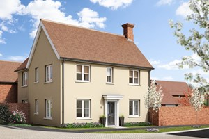 The Braxted - 4 bedroom house