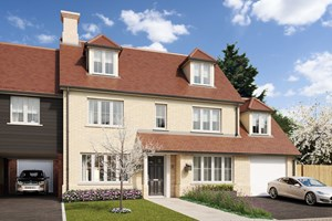 The Kelvedon - 5 bedroom house